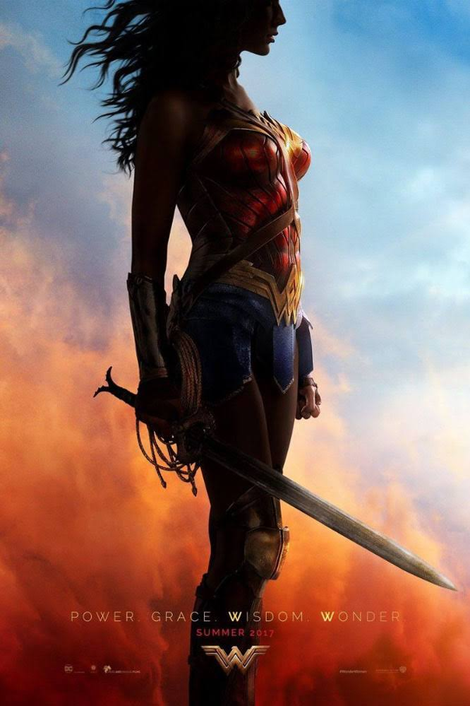Wonder Woman (2017 Movie)