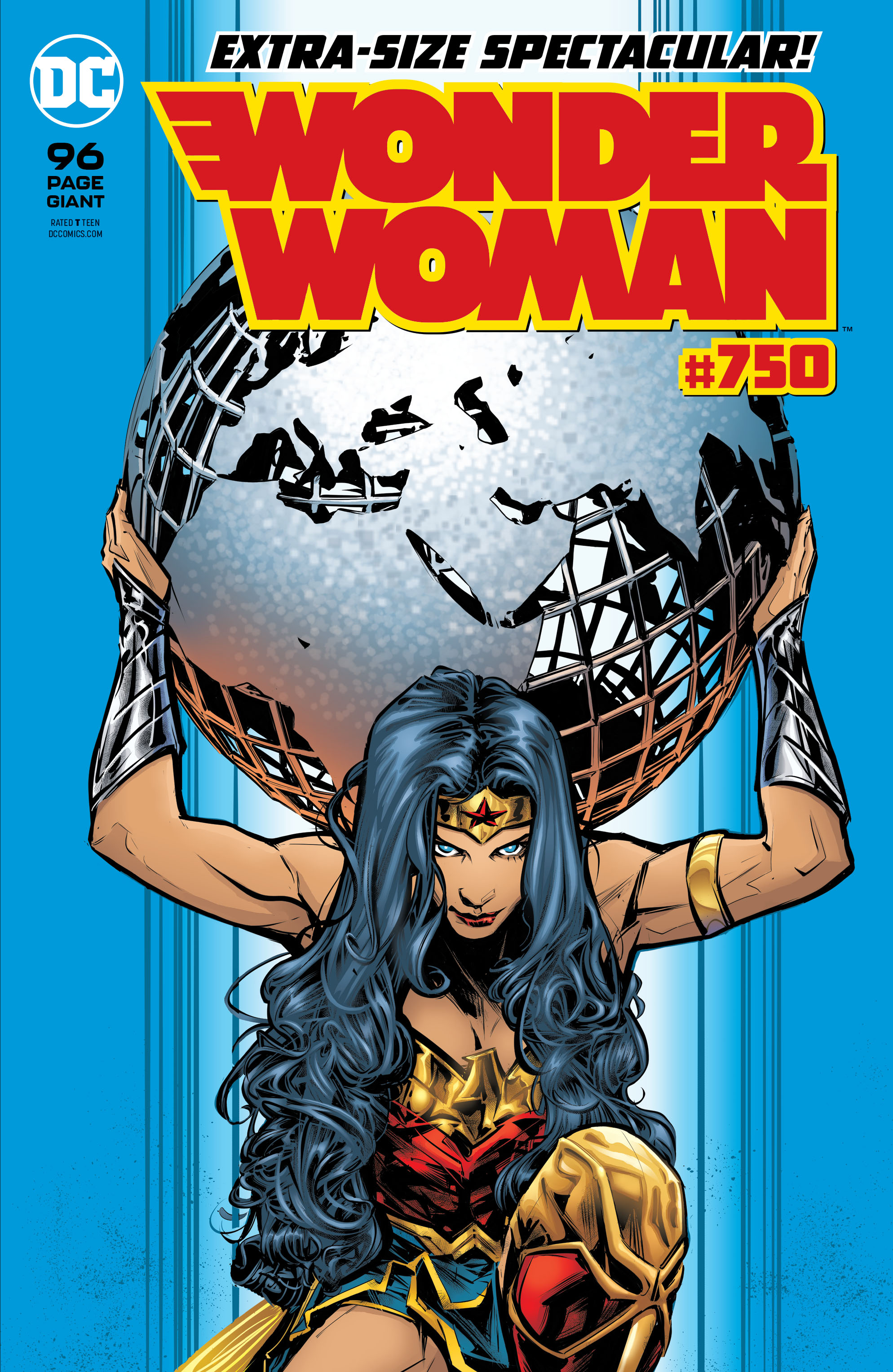 Wonder Woman Vol 1 750