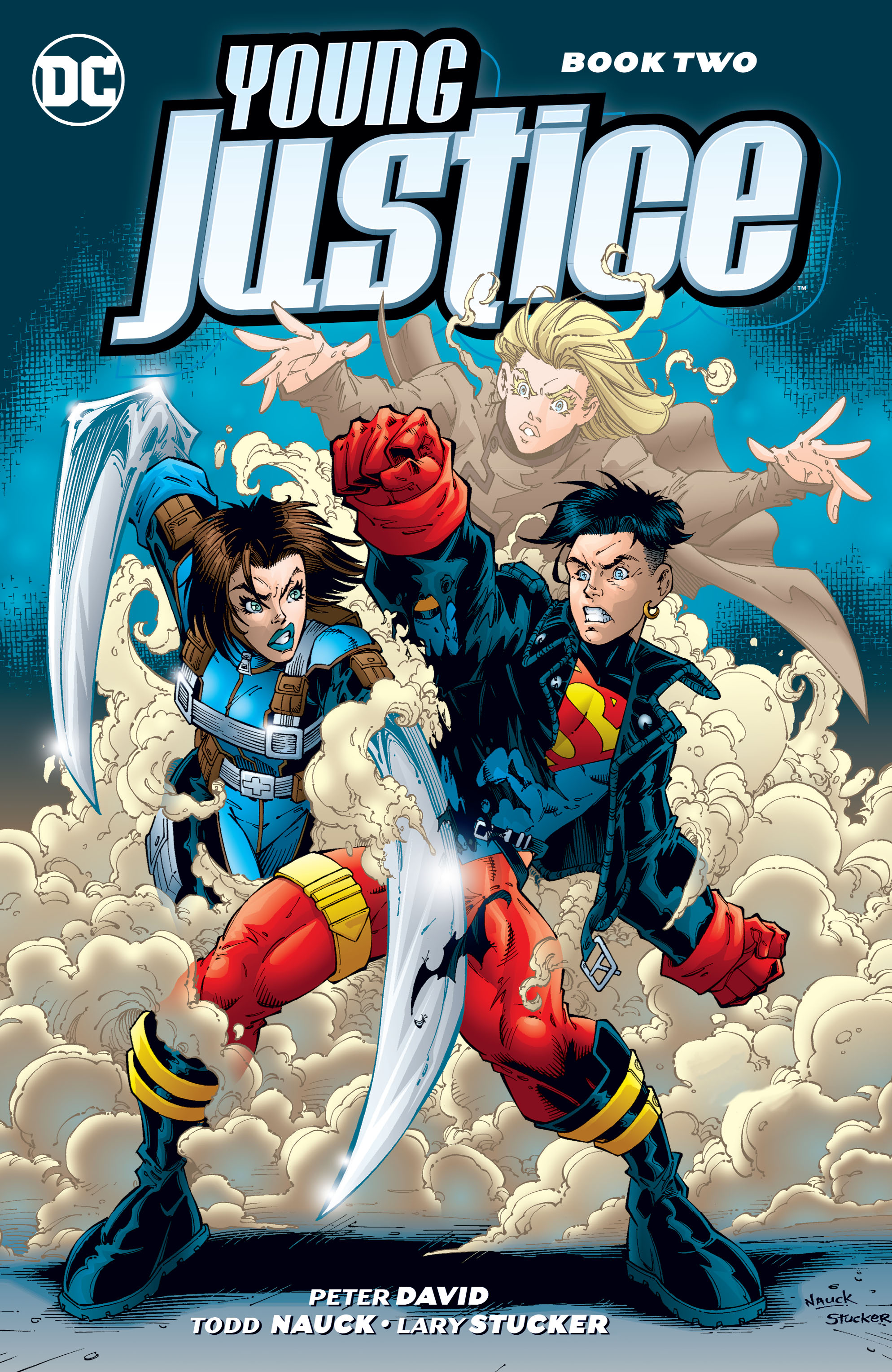 Young Justice Book Two (Collected)