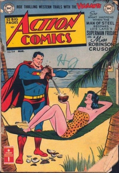 Action Comics Vol 1 154