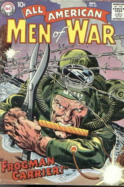 All-American Men of War Vol 1 63