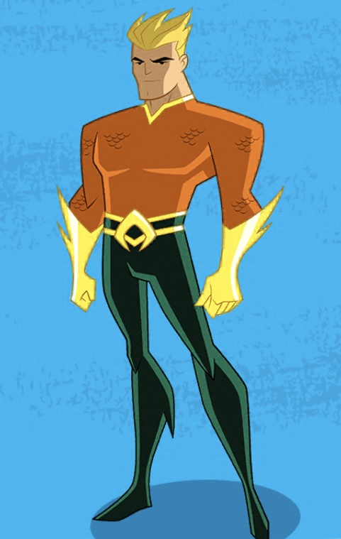 Arthur Curry (Justice League Action)
