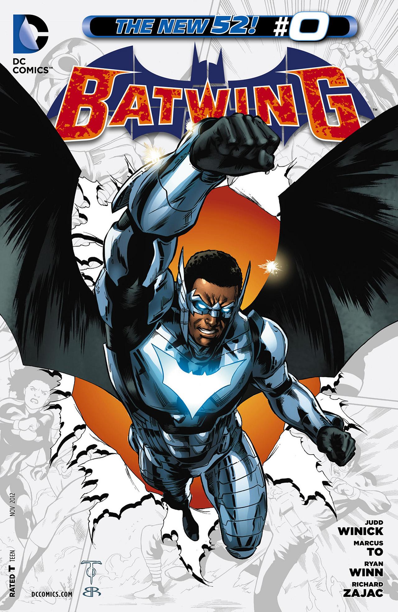 Batwing Vol 1 0