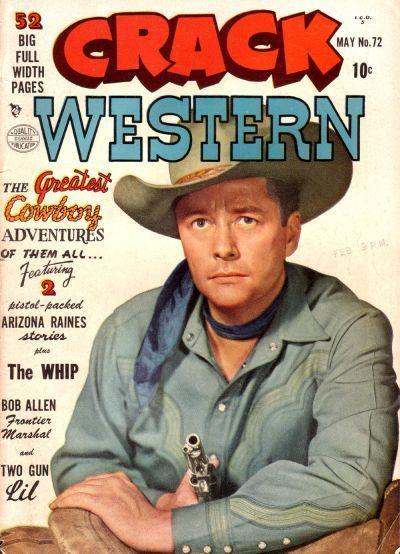Crack Western Vol 1 72