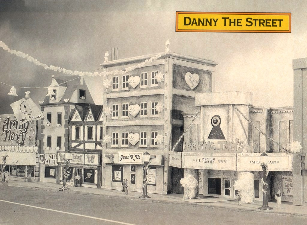 Danny the Street (New Earth)