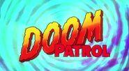 Doom Patrol (Shorts) Title