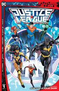 Future State Justice League Vol 1 1