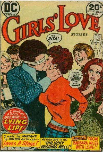 Girls' Love Stories Vol 1 180