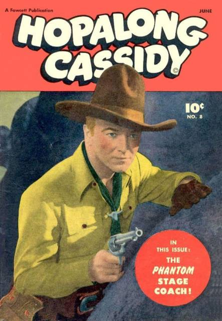 Hopalong Cassidy Vol 1 8