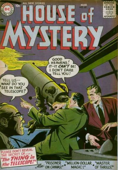 House of Mystery Vol 1 60