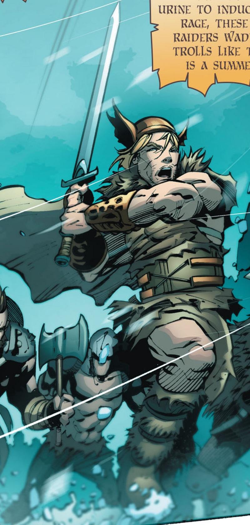 Jon, the Viking Prince (Prime Earth)