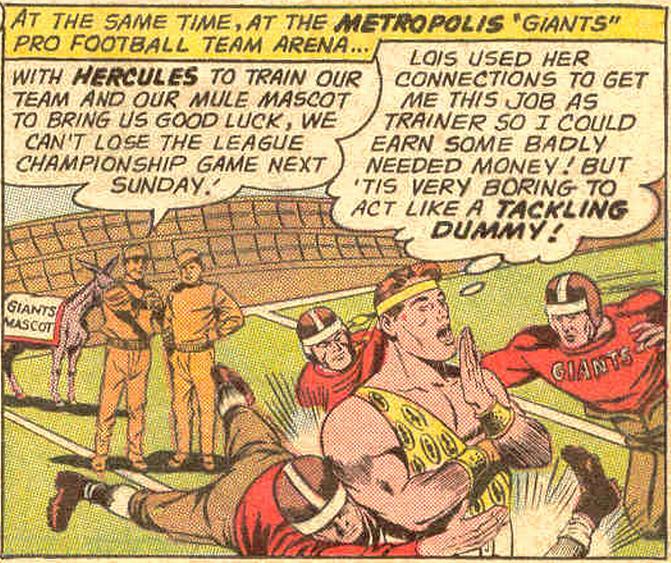 Metropolis Giants