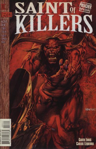 Preacher Special: Saint of Killers Vol 1 3