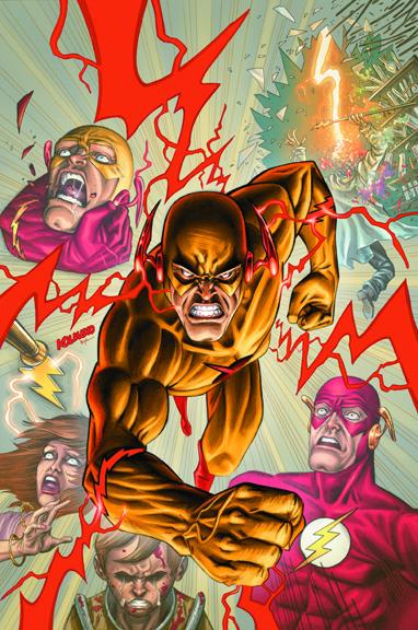 The Flash Vol 3 8