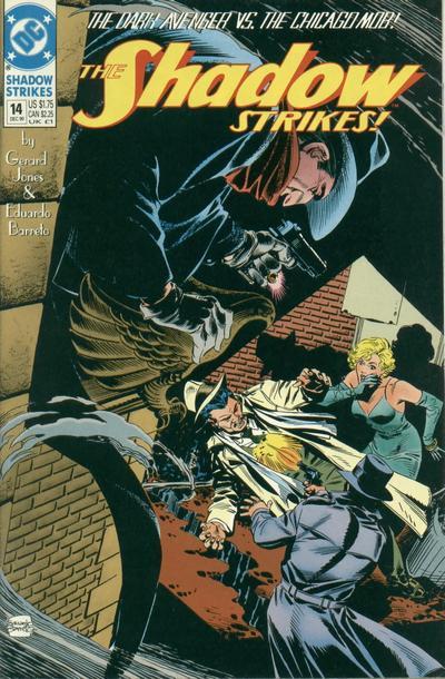 The Shadow Strikes! Vol 1 14