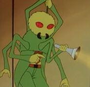 Spider (Plastic Man TV Series)