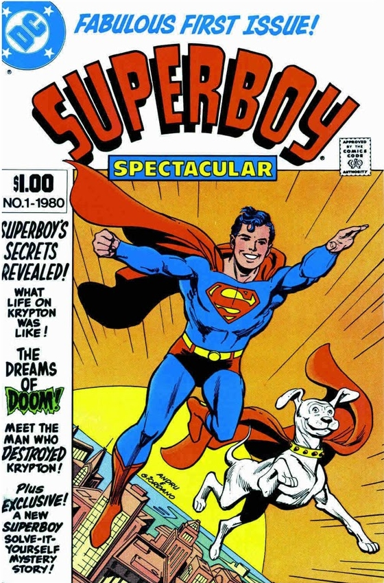 Superboy Spectacular Vol 1 1