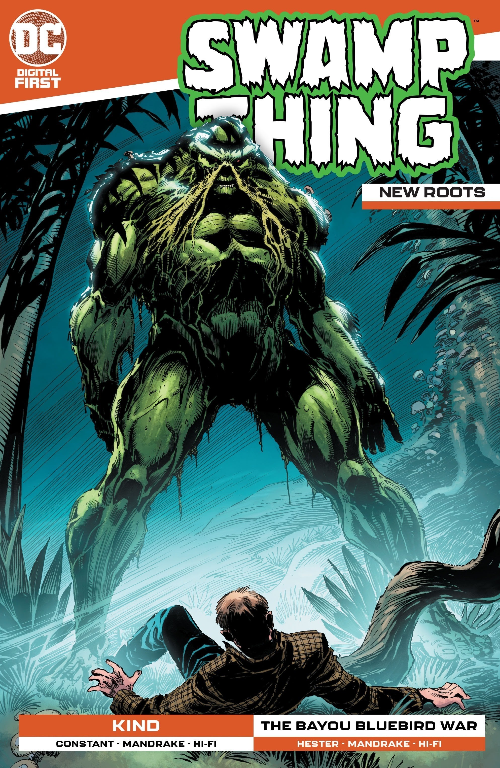 Swamp Thing: New Roots Vol 1 9 (Digital)