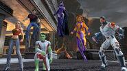 Teen Titans DCUO 001
