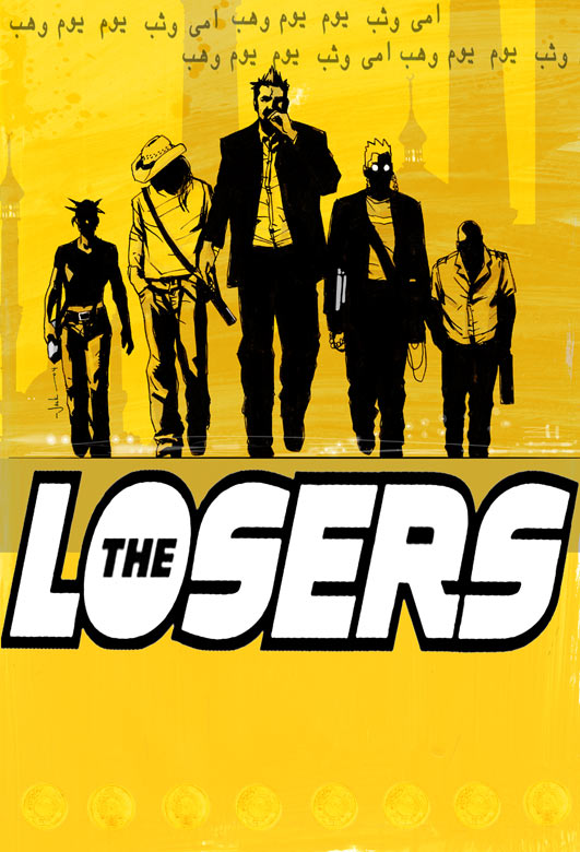 The Losers Vol 1 13 Textless.jpg