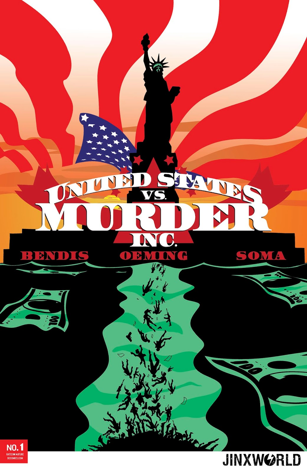 United States vs. Murder, Inc. Vol 1 1
