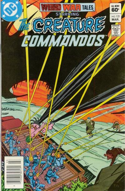 Weird War Tales Vol 1 121