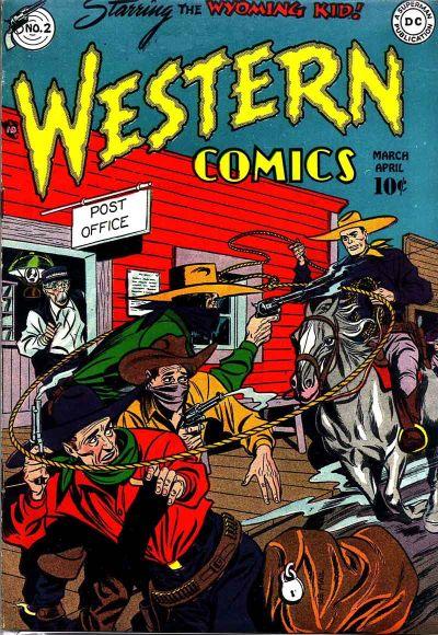 Western Comics Vol 1 2