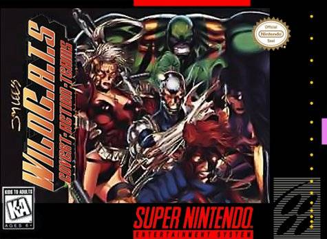 WildC.A.T.s (Video Game)