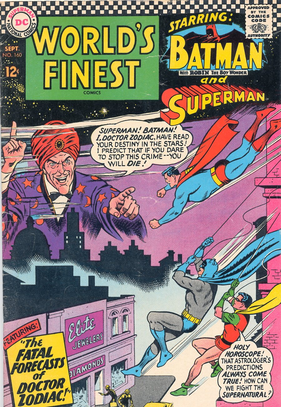 World's Finest Vol 1 160