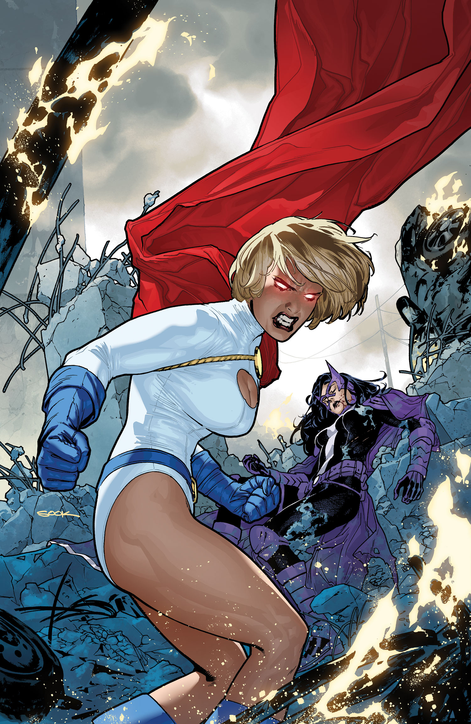 Kara Zor-El (Earth 2)