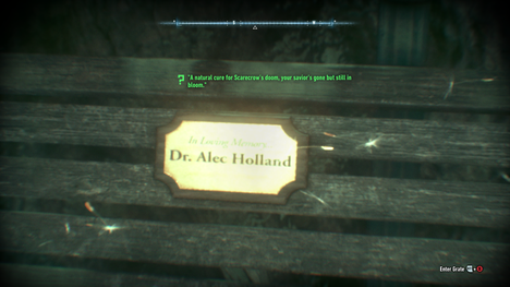 Alec Holland (Arkhamverse)