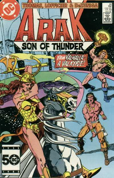 Arak: Son of Thunder Vol 1 46