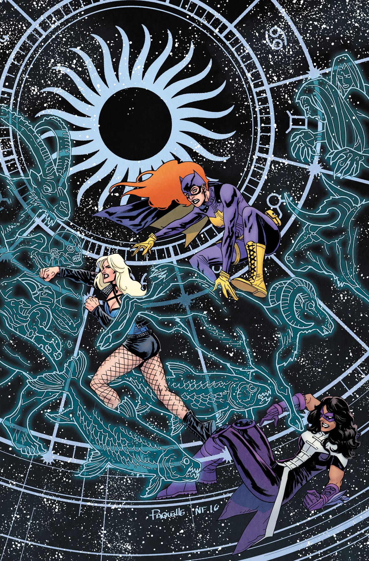 Batgirl and the Birds of Prey Vol 1 7 Textless.jpg