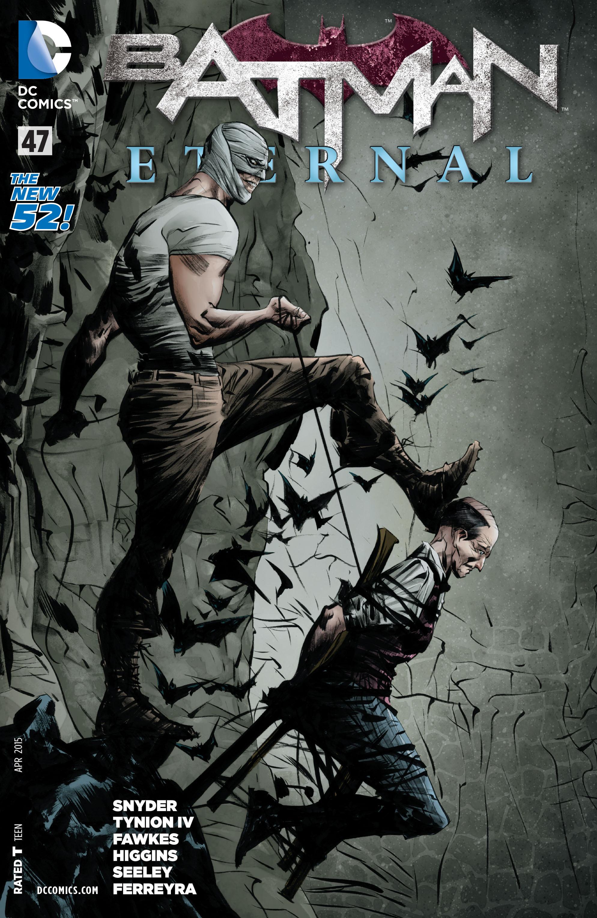 Batman Eternal Vol 1 47