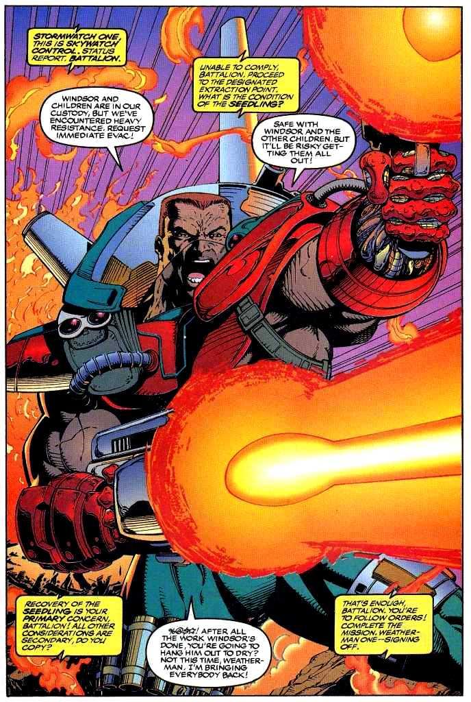 Jackson King (Wildstorm Universe)