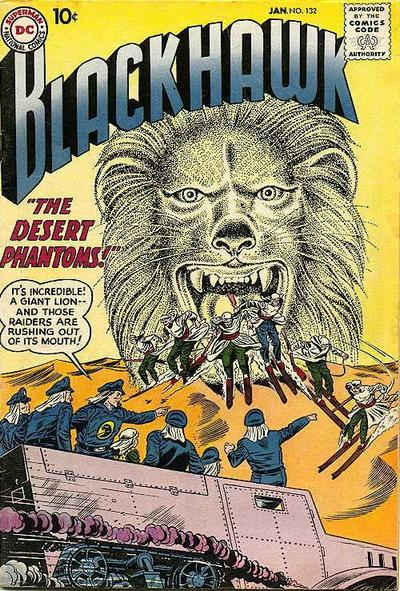 Blackhawk Vol 1 132