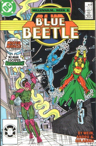 Blue Beetle Vol 6 21