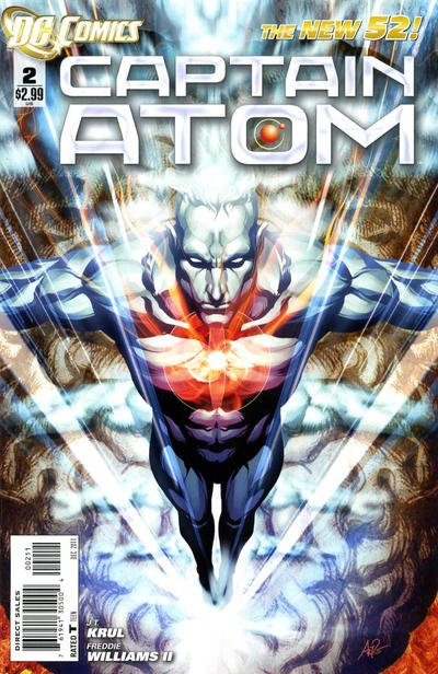 Captain Atom Vol 3 2
