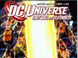 DCU: Last Will and Testament Vol 1 1