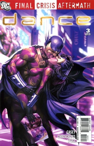 Final Crisis Aftermath: Dance Vol 1 3
