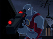 Floyd Lawton Justice League Action 0001