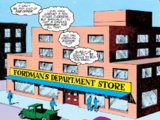 Fordman's Department Store
