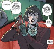 Gala Gotham AD 0001