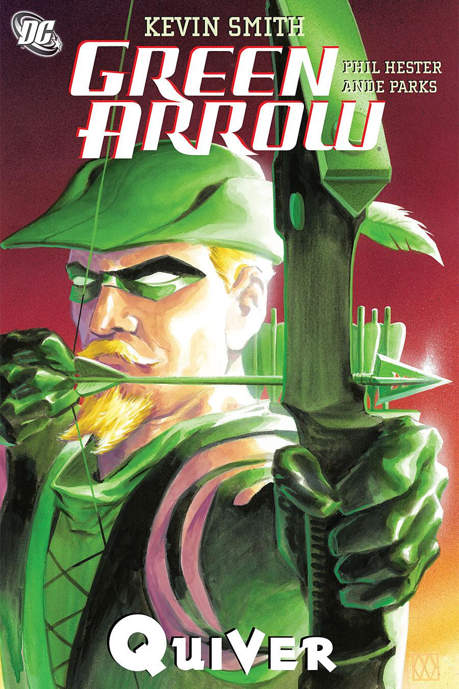 Green Arrow: Quiver (Collected)