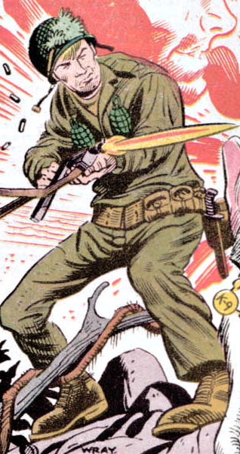Gunner MacKay (New Earth)
