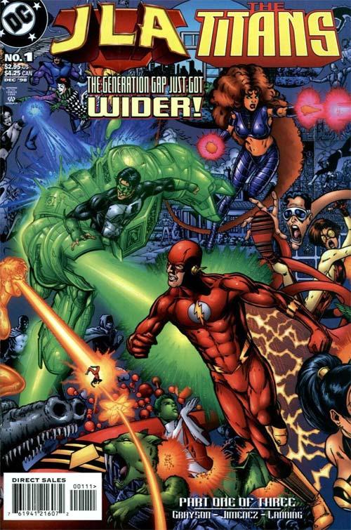 JLA/Titans Vol 1