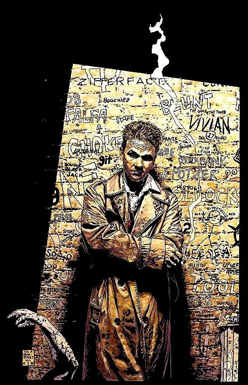 John Constantine (Vertigo Universe)