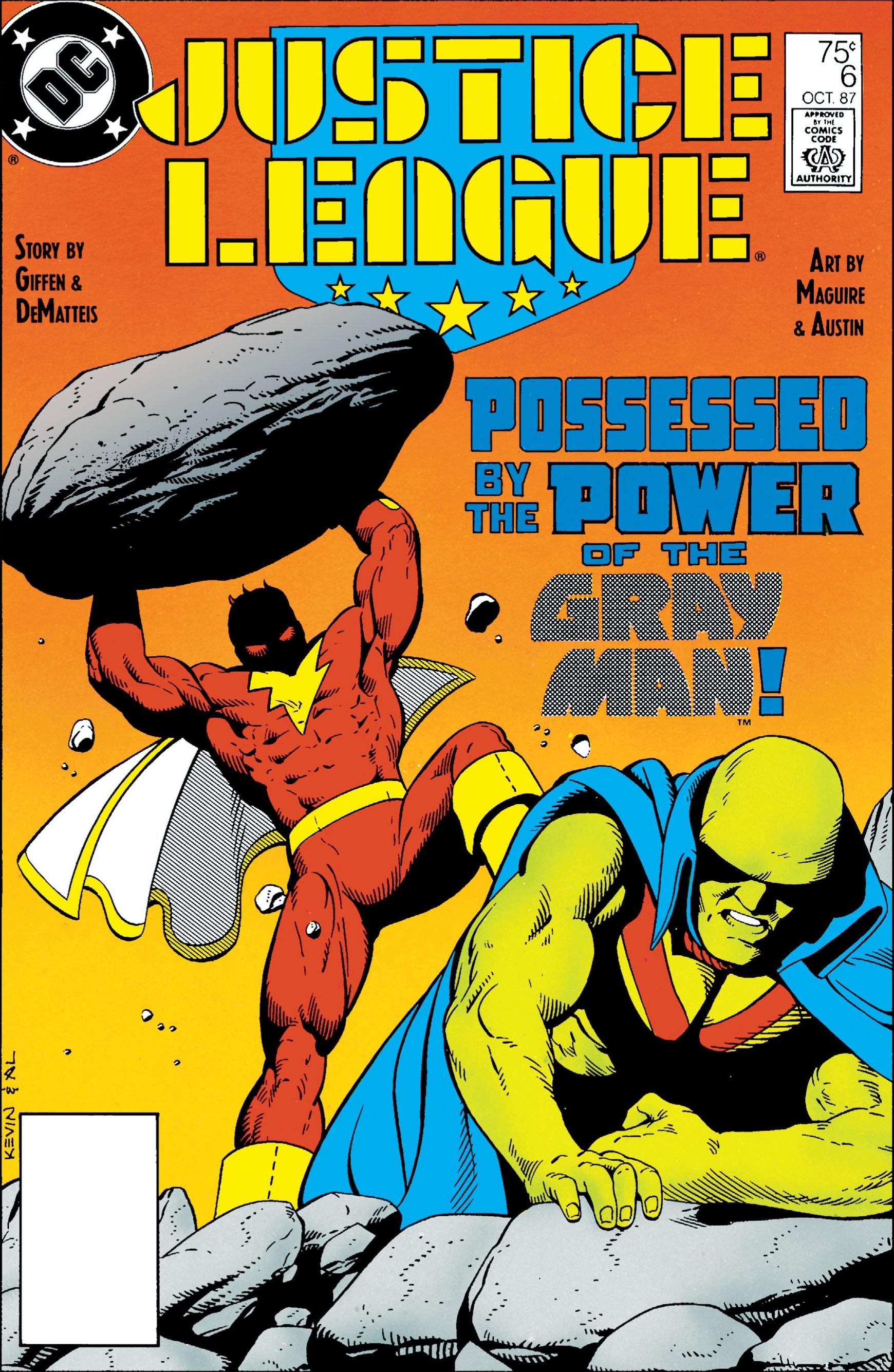 Justice League Vol 1 6