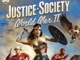 Justice Society: World War II (Movie)