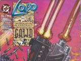 Lobo: A Contract on Gawd Vol 1